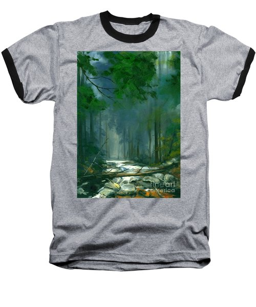 My Secret Place II Baseball T-Shirt