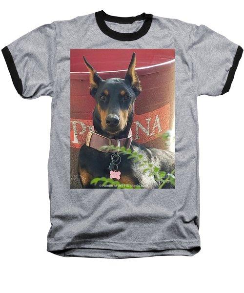 My Shadow Baseball T-Shirt