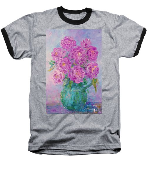 My Summer Roses Baseball T-Shirt