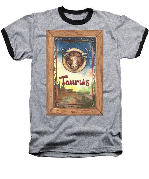 My Taurus Baseball T-Shirt