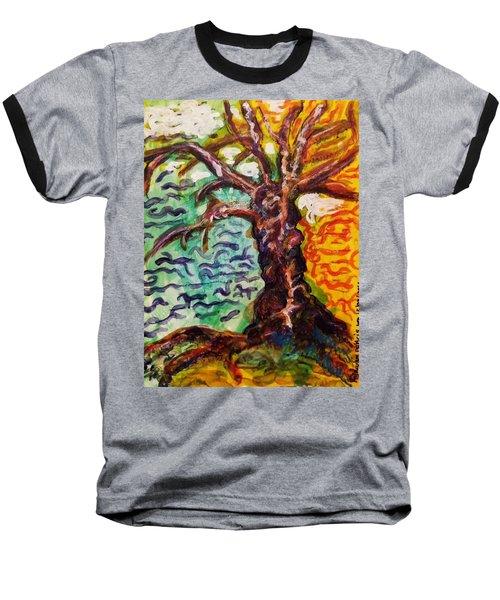 My Treefriend Baseball T-Shirt