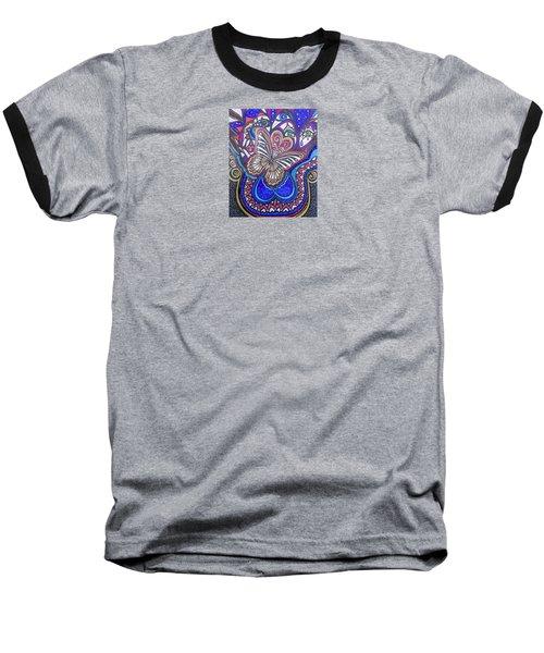 My True Center Baseball T-Shirt