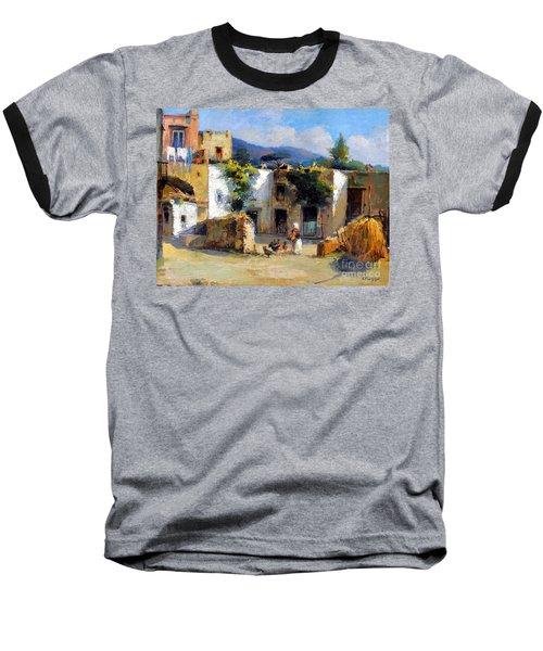 My Uncle Farm House Baseball T-Shirt