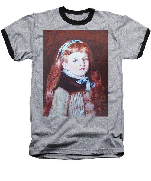 My Version Of A Renoir Baseball T-Shirt