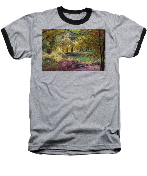 My World Of Color Baseball T-Shirt