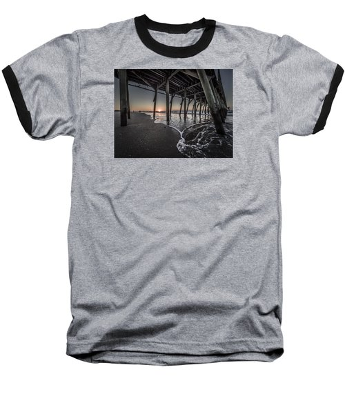 Myrtle Beach Sunrise I Baseball T-Shirt
