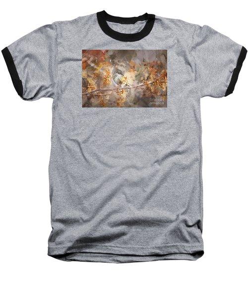 Myrtle Warbler Two Baseball T-Shirt