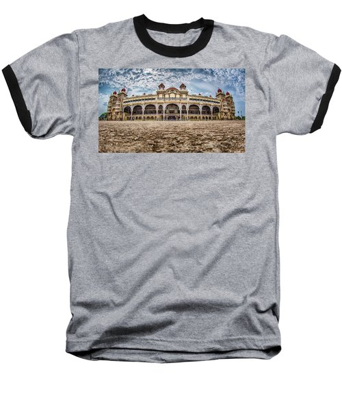 Mysore Palace Baseball T-Shirt