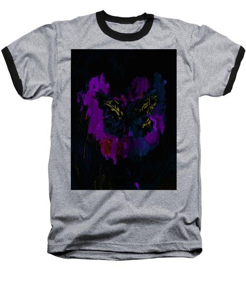 Mysterious By Lisa Kaiser Baseball T-Shirt