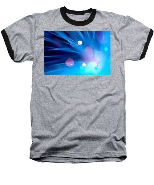 Baseball T-Shirt featuring the photograph Mystery by Dazzle Zazz