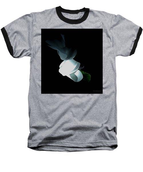 Mystery Flower Baseball T-Shirt