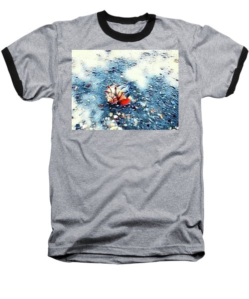 Mystic Conch Baseball T-Shirt