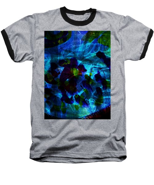 Mystic Creatures Of The Sea Baseball T-Shirt
