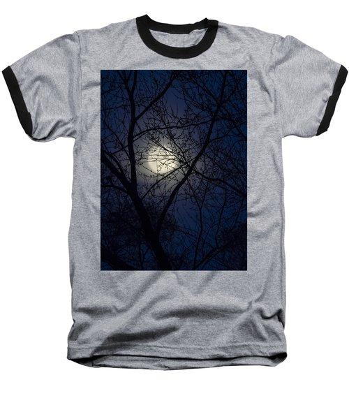 Mystic Moon Baseball T-Shirt