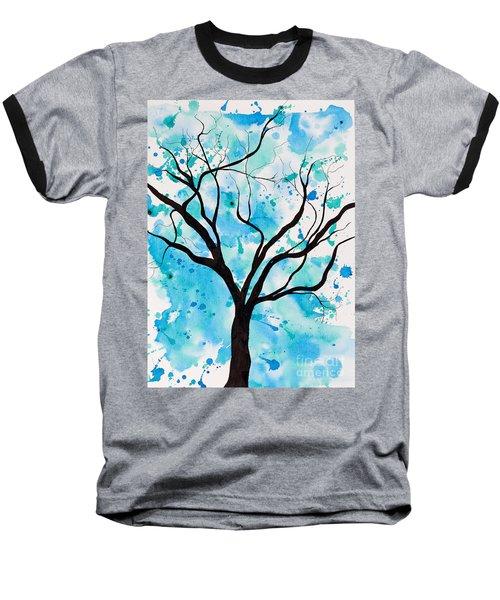 Mystic Tree Baseball T-Shirt