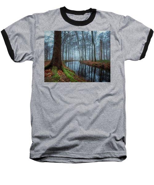 Mystic Voorstonden Baseball T-Shirt