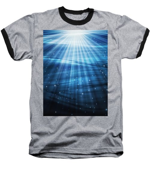 Mystic Waters Baseball T-Shirt