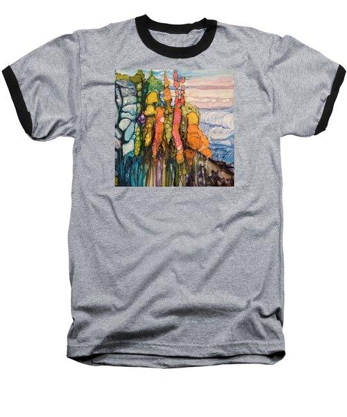 Mystical Garden Baseball T-Shirt