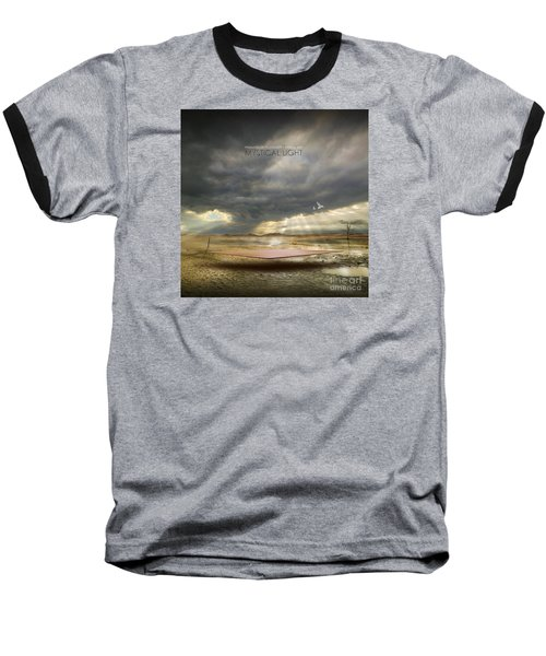 Mystical Light Baseball T-Shirt