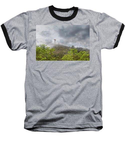 Mystical Moment Baseball T-Shirt
