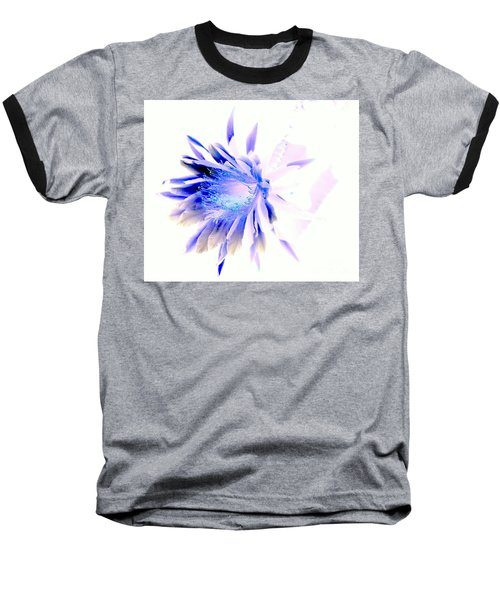 Mystical Phenomenoms Of The Southwest Cactus Orchid Baseball T-Shirt