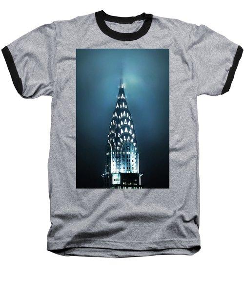 Mystical Spires Baseball T-Shirt