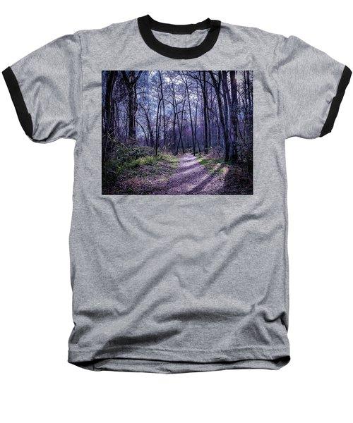 Mystical Trail Baseball T-Shirt