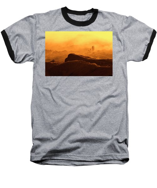 mystical view from Mt bromo Baseball T-Shirt