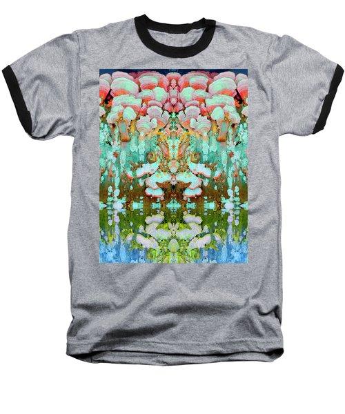 Mythic Throne Baseball T-Shirt
