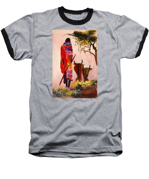 N 112 Baseball T-Shirt