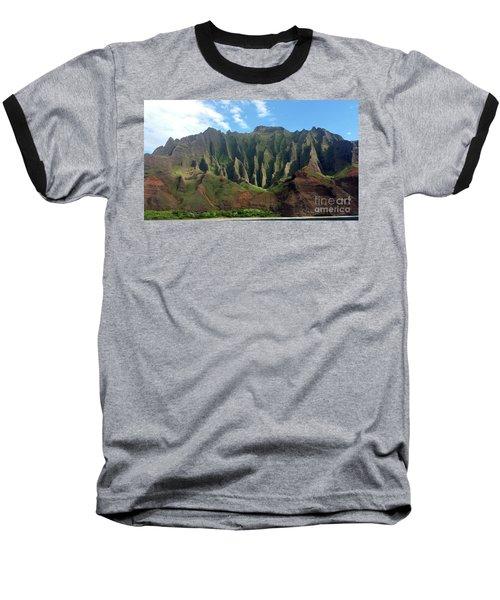 Na Pali Coast Baseball T-Shirt