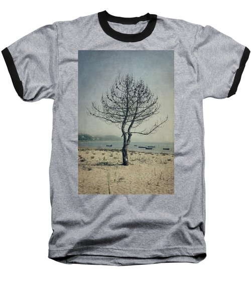 Baseball T-Shirt featuring the photograph Naked Tree by Marco Oliveira