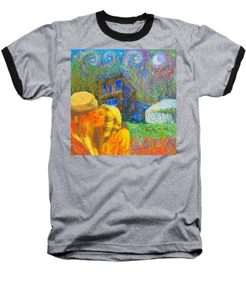 Nalnee And James Baseball T-Shirt