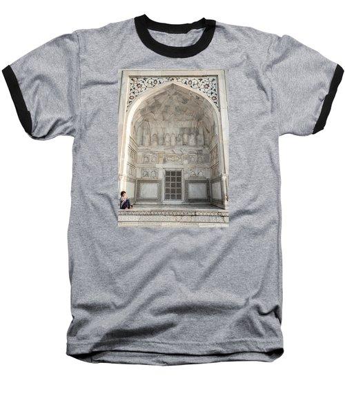 Namaste Baseball T-Shirt