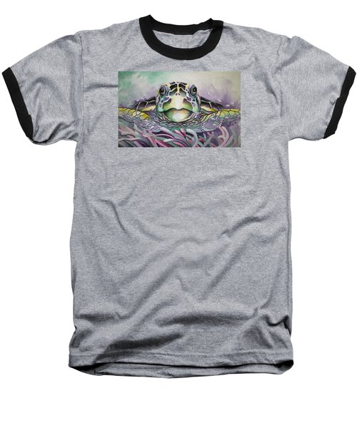 Namorita Baseball T-Shirt by William Love