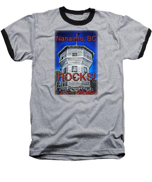 Nanaimo Bastion Baseball T-Shirt