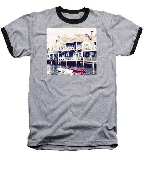 Nantucket Days Baseball T-Shirt