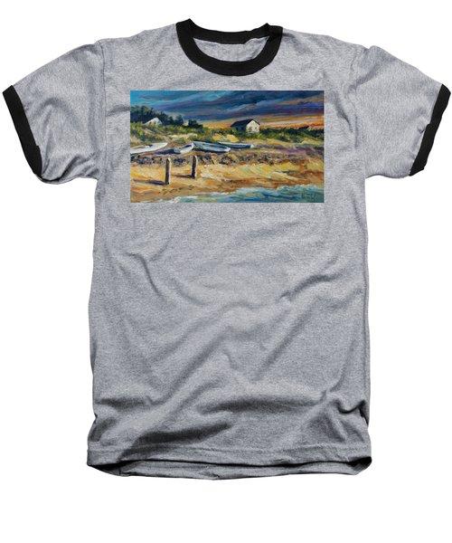 Nantucket Baseball T-Shirt by Rick Nederlof
