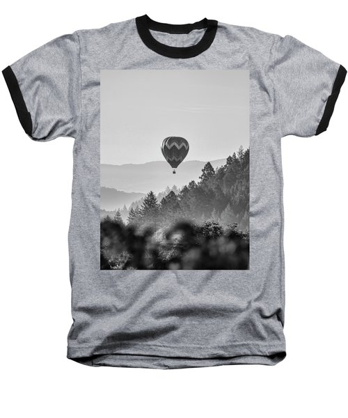 Napa Balloon Baseball T-Shirt