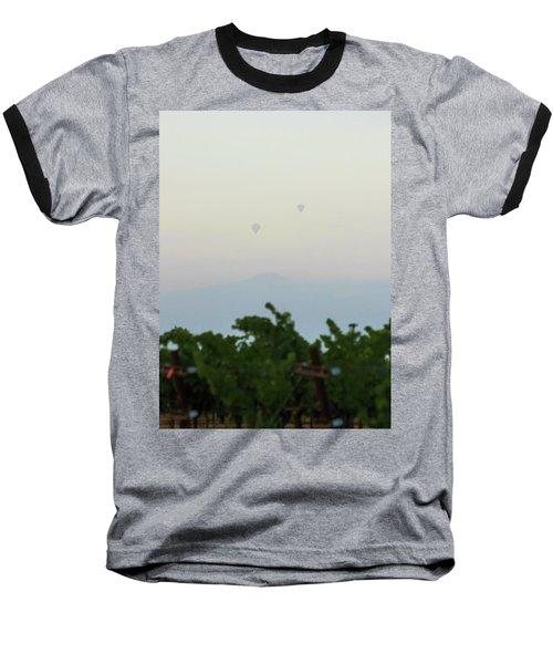 Napa Rides Baseball T-Shirt