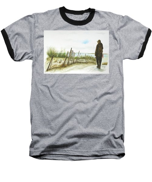 Napatree Point Watch Hill, Ri Baseball T-Shirt