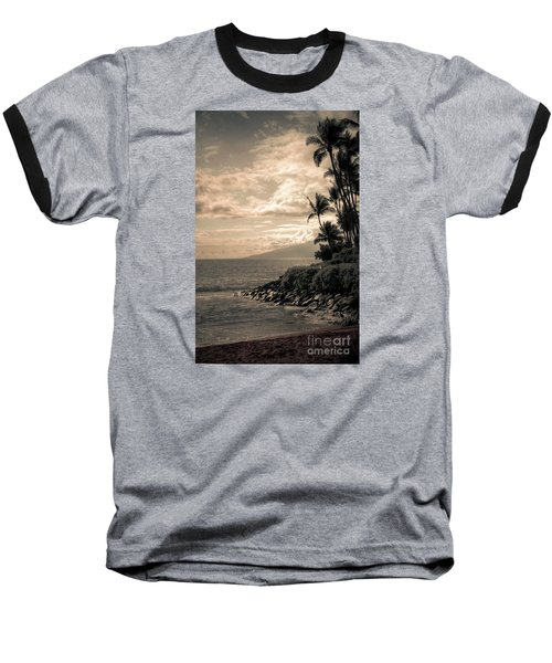 Baseball T-Shirt featuring the photograph Napili Heaven by Kelly Wade