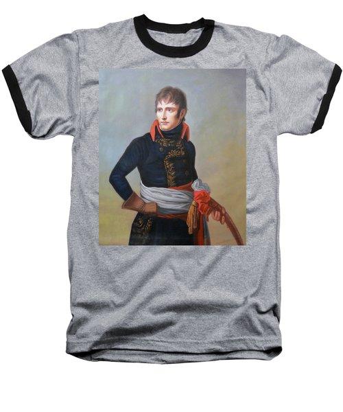 Napoleon Bonaparte As First Consul Baseball T-Shirt