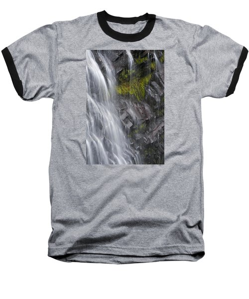 Narada Falls II Baseball T-Shirt