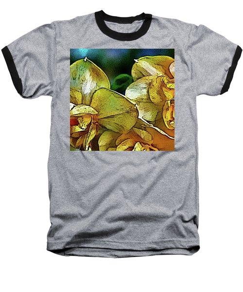 Baseball T-Shirt featuring the photograph Narcissus by Jolanta Anna Karolska
