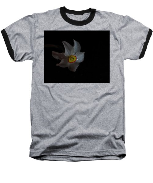 Baseball T-Shirt featuring the photograph Narcissus by Susan Capuano