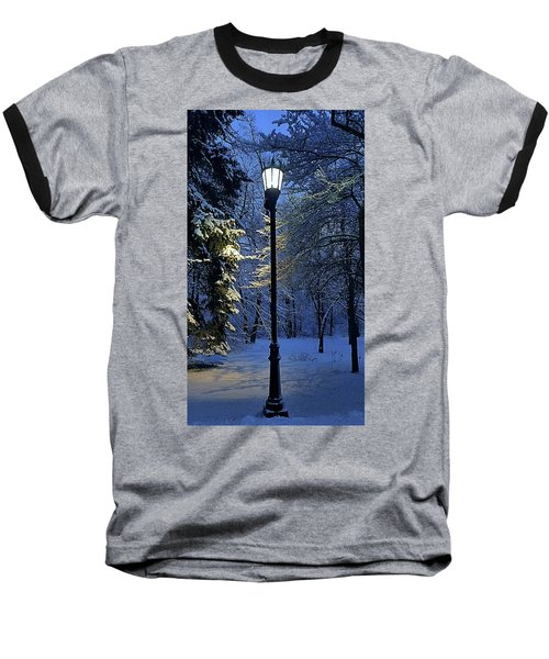 Baseball T-Shirt featuring the photograph Narnia by Phil Koch
