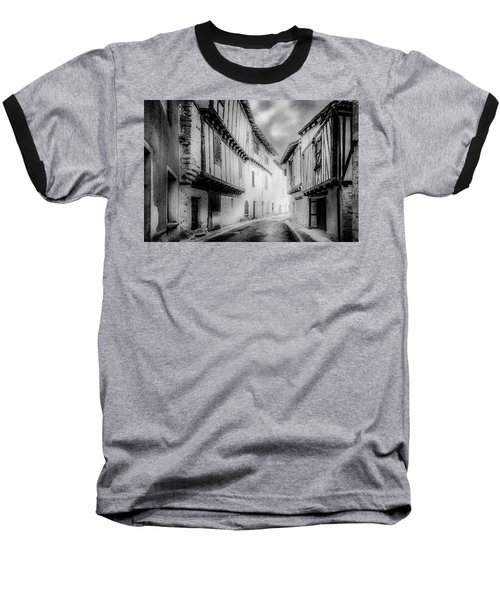 Narrow Alley Baseball T-Shirt by Celso Bressan