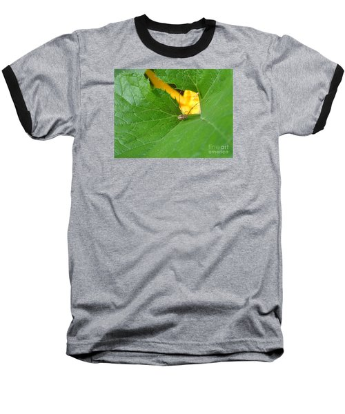 Baseball T-Shirt featuring the photograph Narrow Leaf Gorge by Christina Verdgeline