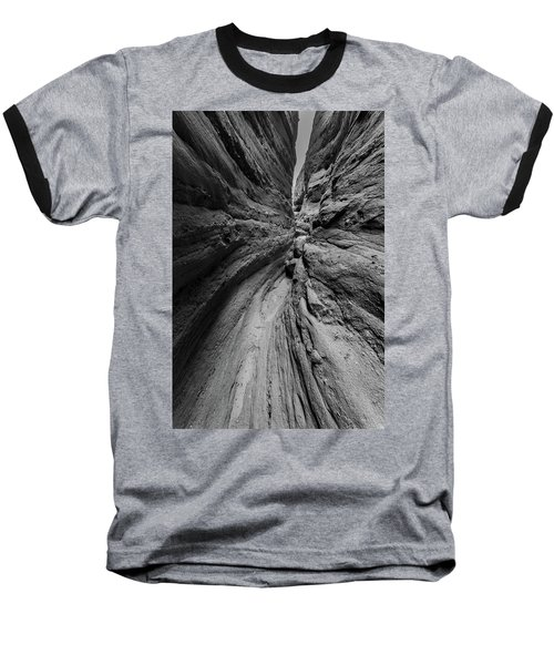 Narrow Lines Baseball T-Shirt